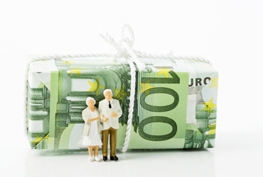 Finanzielle Sicherheit auch im Alter